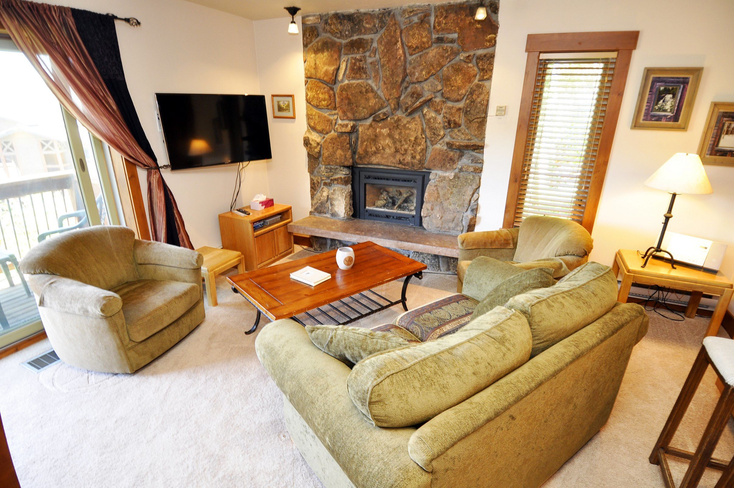 Steamboat Living Room