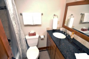 Steamboat Master Bathroom