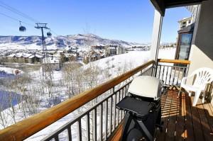 Norwegian Lodge Balcony View