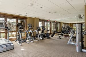 Steamboat Fitness Room